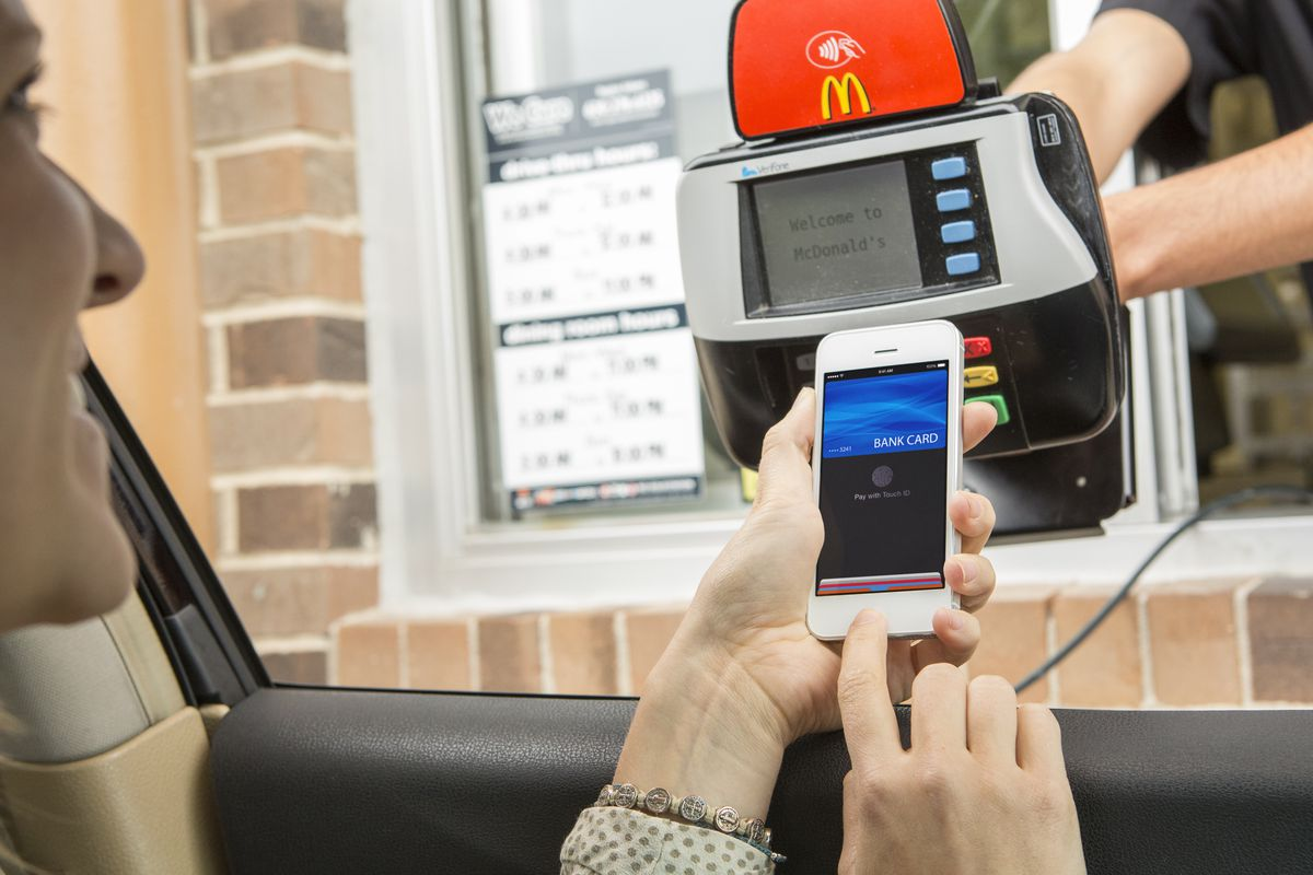 How You'll Buy a Big Mac With Your iPhone at a McDonald's Drive-Through