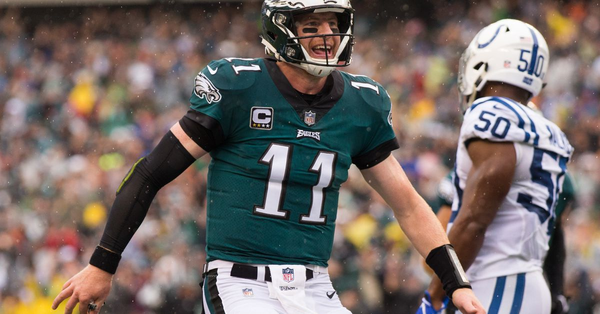 Report: Bears Have 'Pushed Harder' than Colts for QB Carson Wentz—But His Preference for Indy Complicates Tra… - Stampede Blue