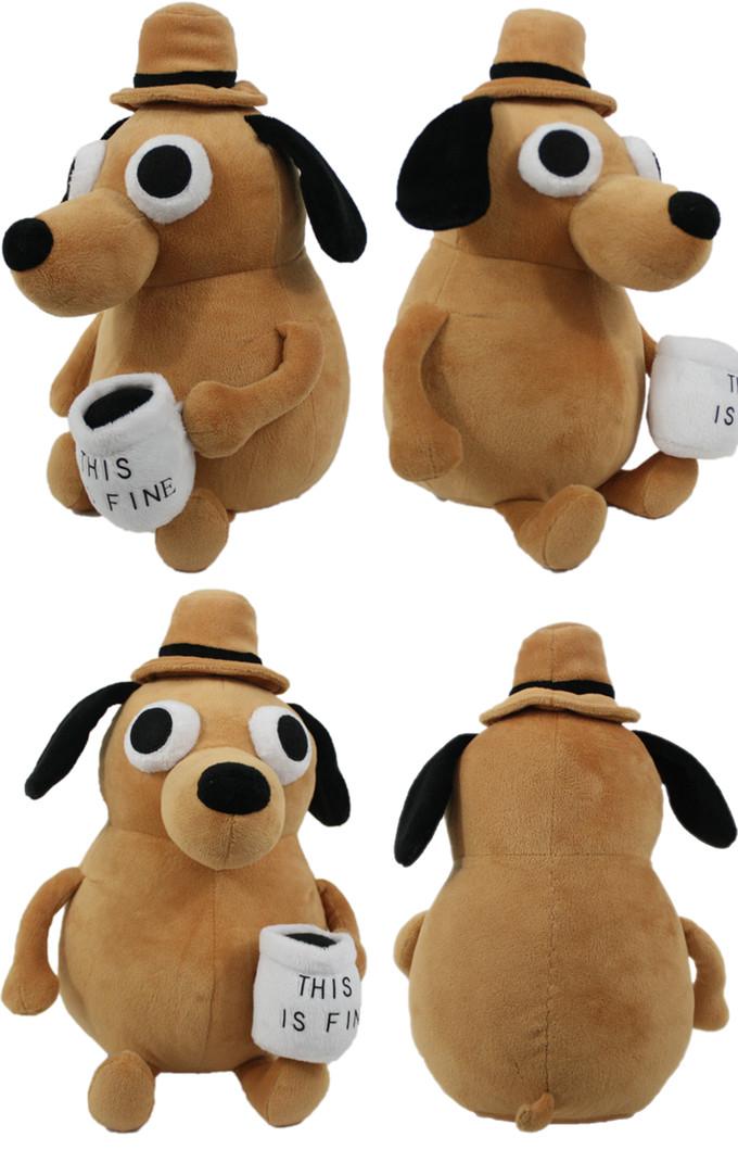 this is fine dog kickstarter