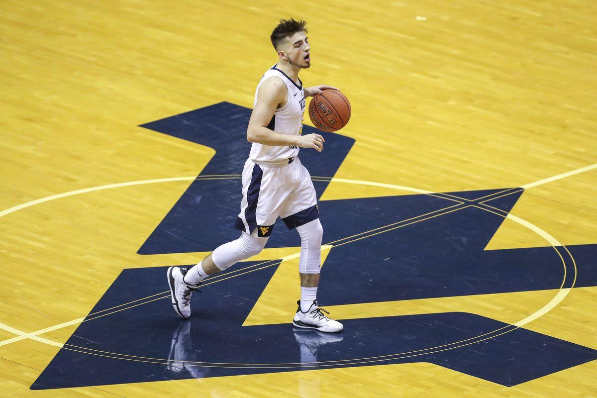 NCAA Basketball: Lehigh at West Virginia