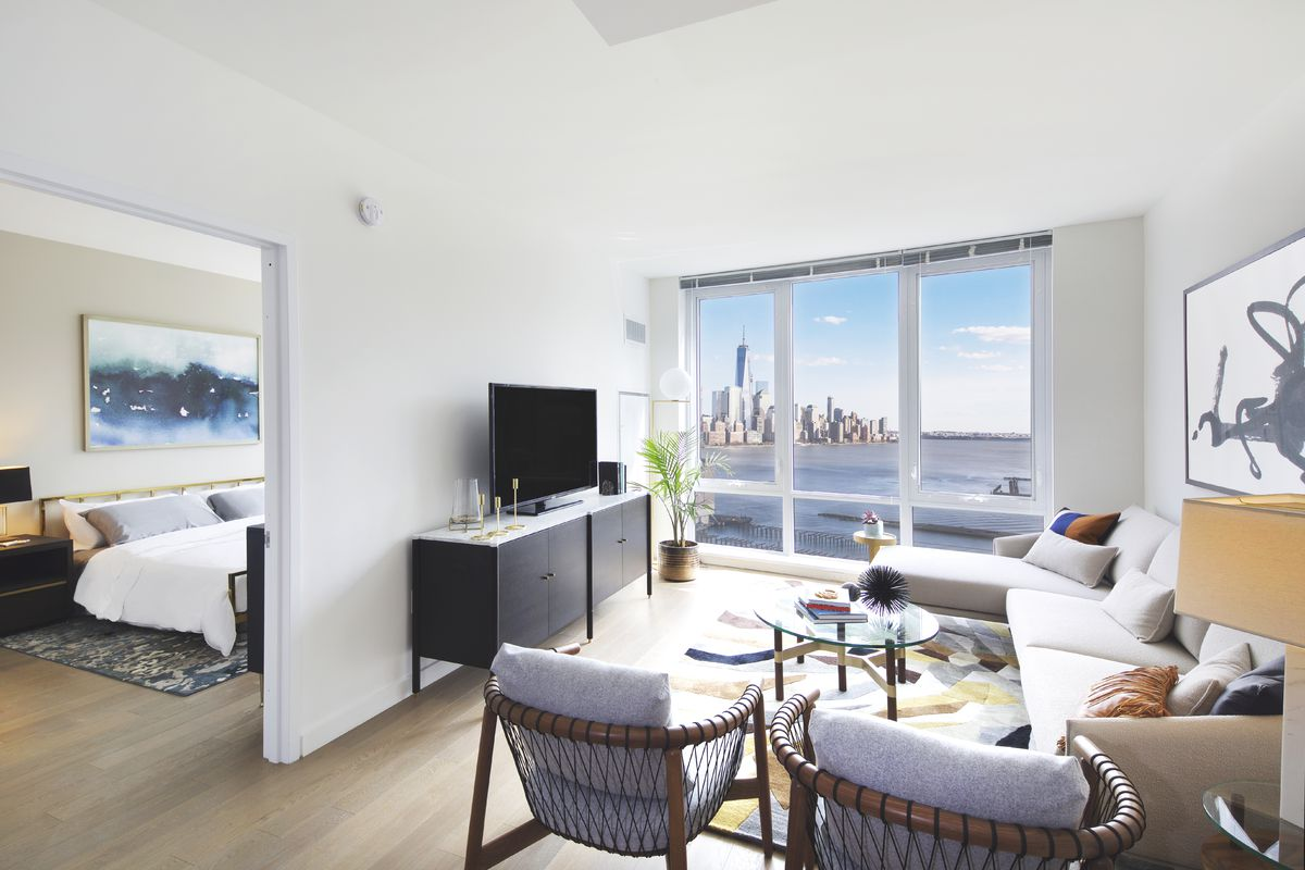 Peek Inside Ellipse Jersey City 39 S 39 Elevated 39 Waterfront