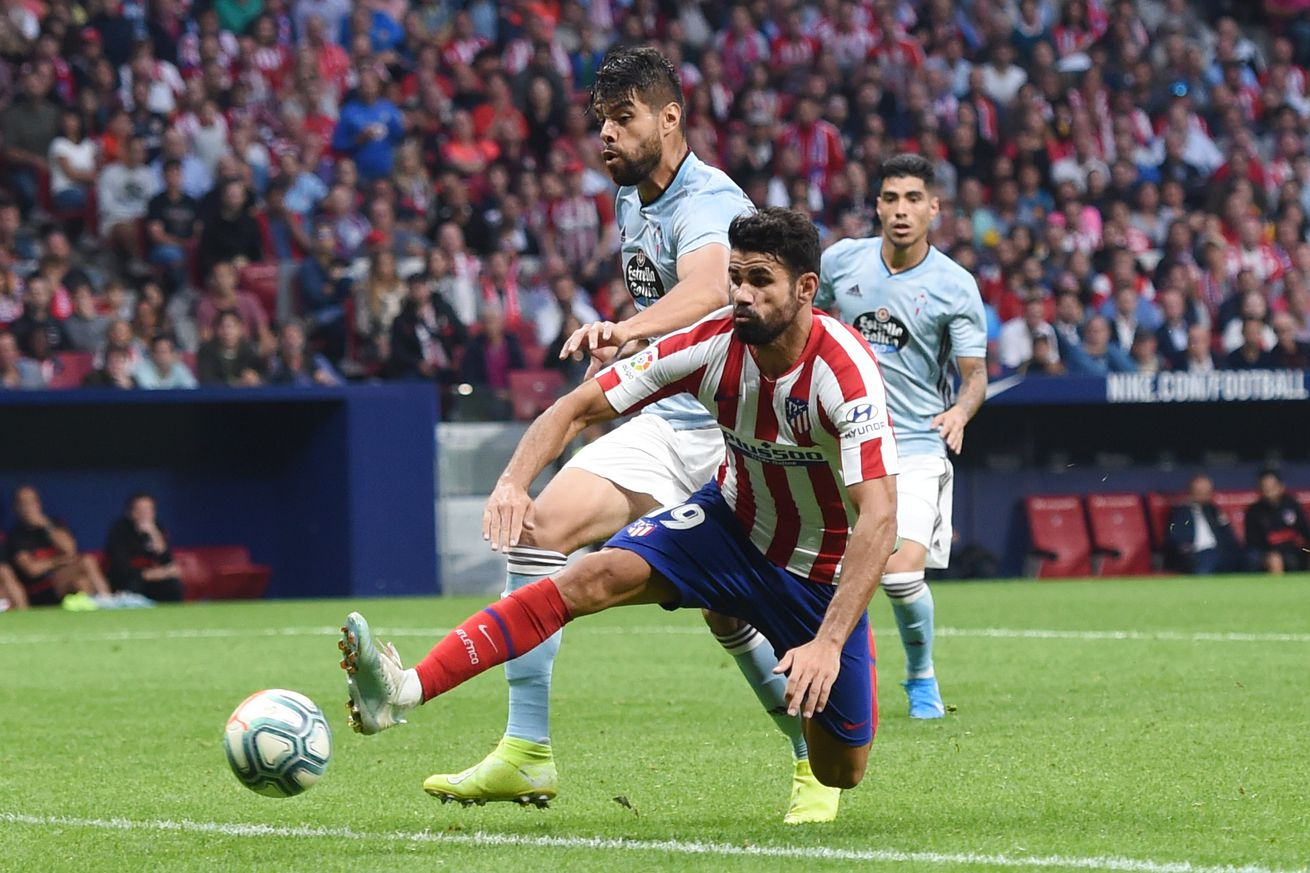 Atlético Madrid 0-0 Celta Vigo: Hard work at the Wanda