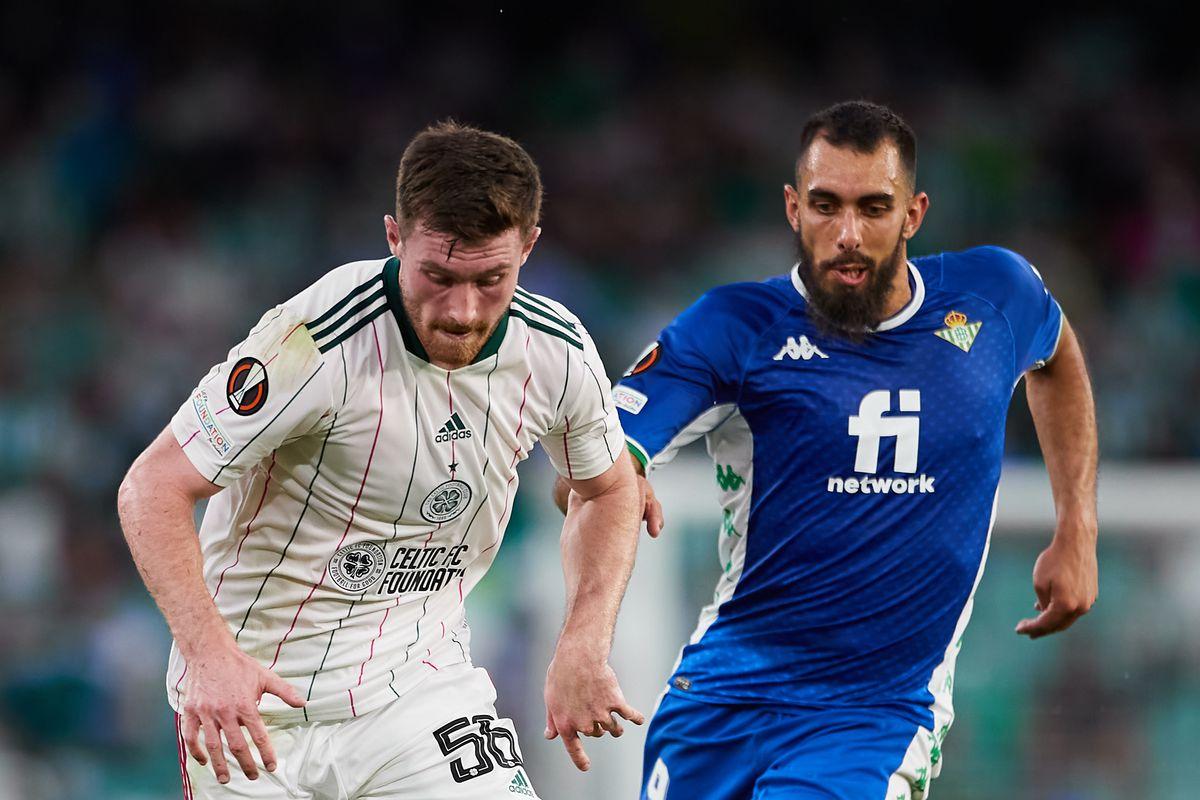 Real Betis v Celtic FC: Group G - UEFA Europa League