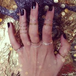 """<a href=""""http://instagram.com/p/cb-DrXGTop/"""">@verameat</a>: screw the haters! Get a #screw ring and create a beautiful unique ring stack in #brooklyn today!! Call 718.388.2400 for more info"""
