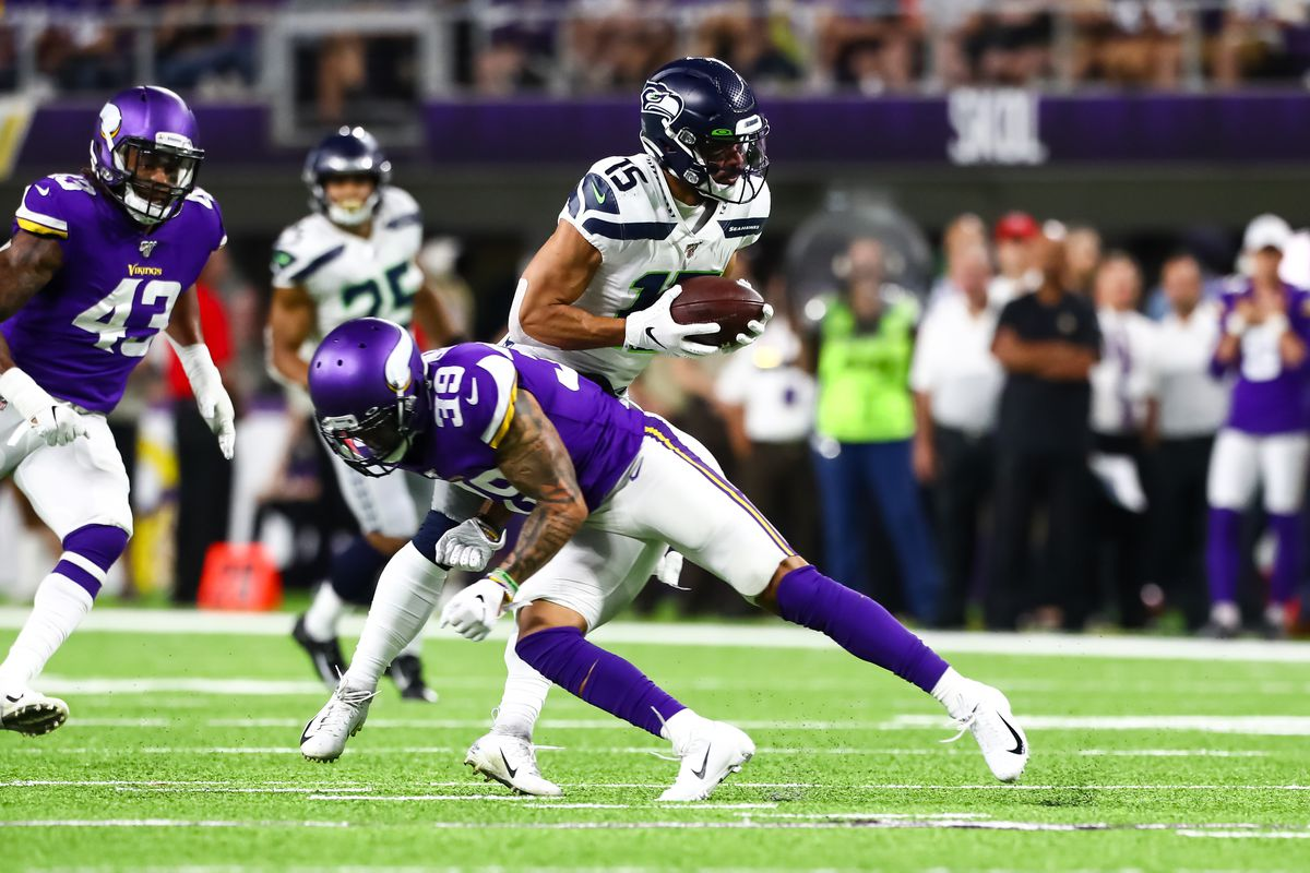 NFL: AUG 18 Preseason - Seahawks at Vikings