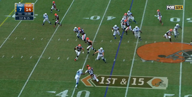 Week 14 Offense (11) - More on Ball Placement