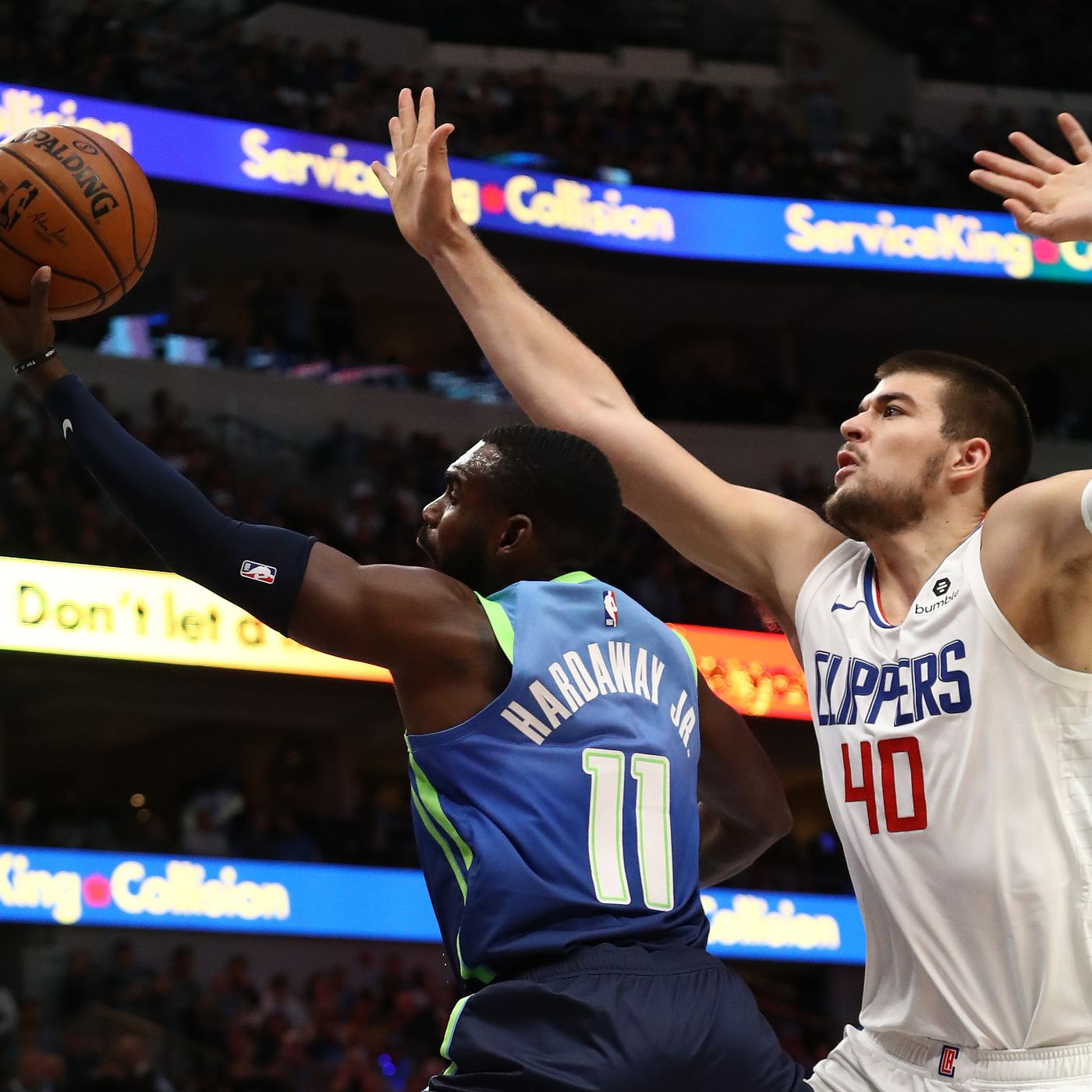 Clippers Vs Mavericks Game Preview And Thread Don T Let