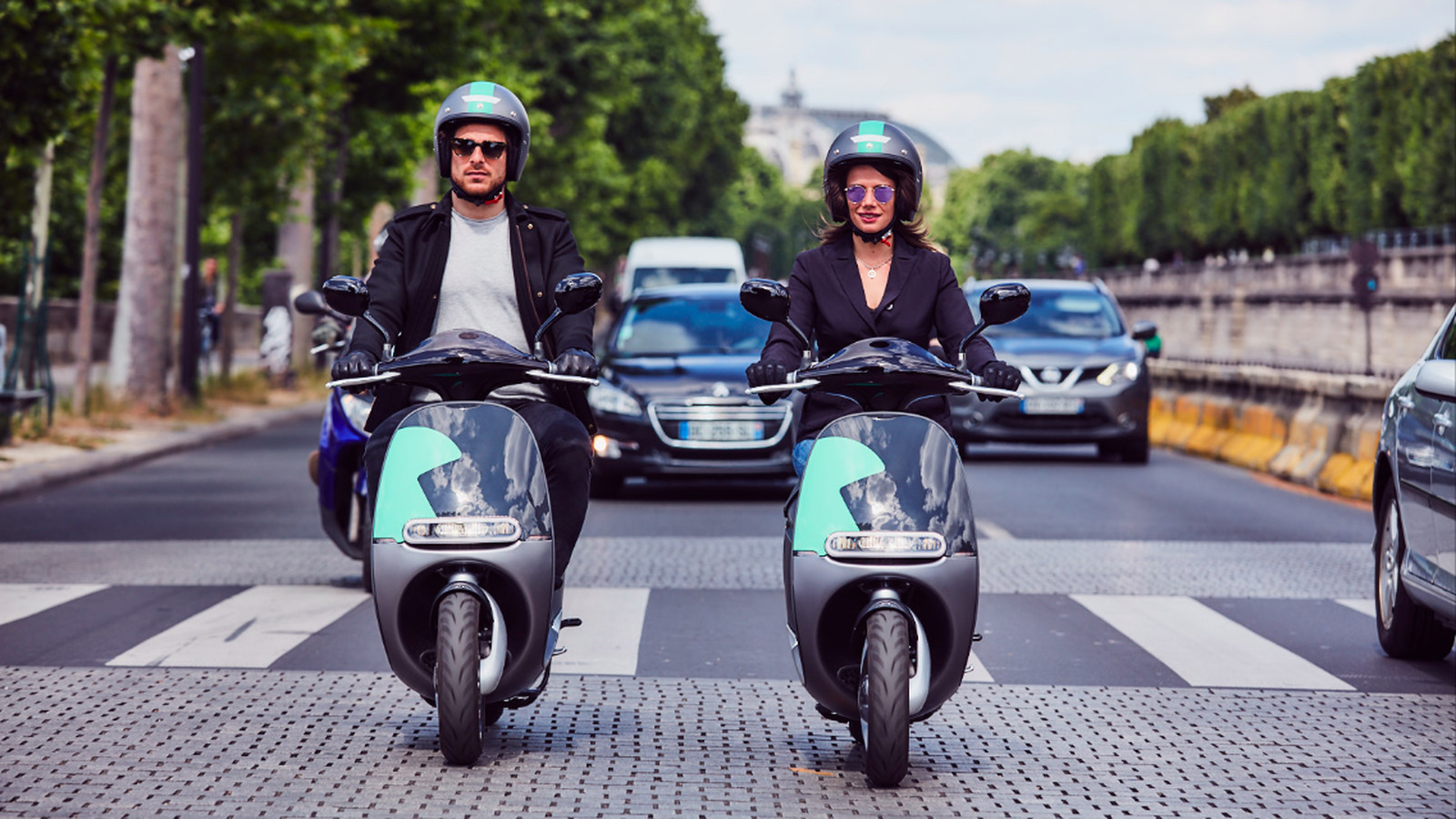 gogoro u2019s sleek electric scooters are now available to rent