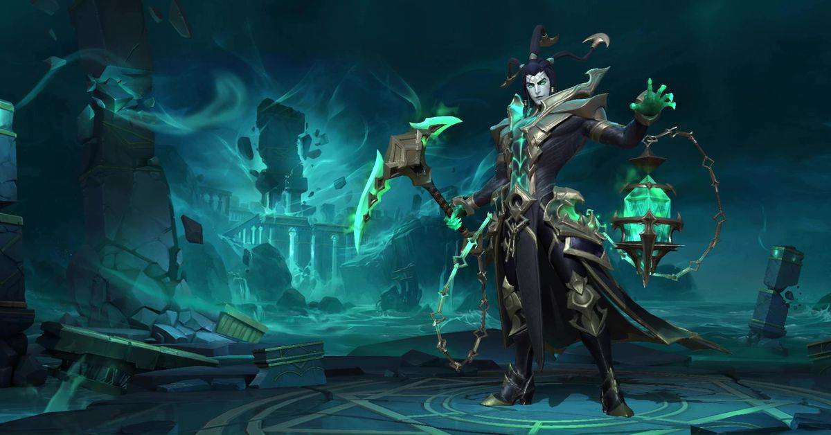 Wild Rift Patch 2.4 includes bans, match highlights, new champions - Polygon