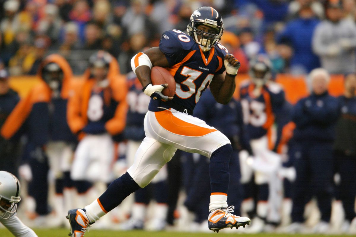 online retailer 01f22 14b56 Terrell Davis voices CTE concerns on the eve of Hall of Fame ...