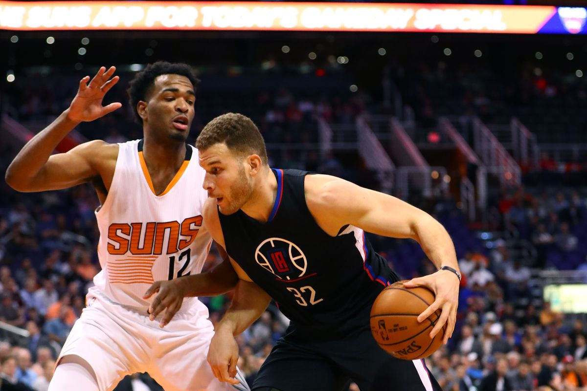 NBA: Los Angeles Clippers at Phoenix Suns