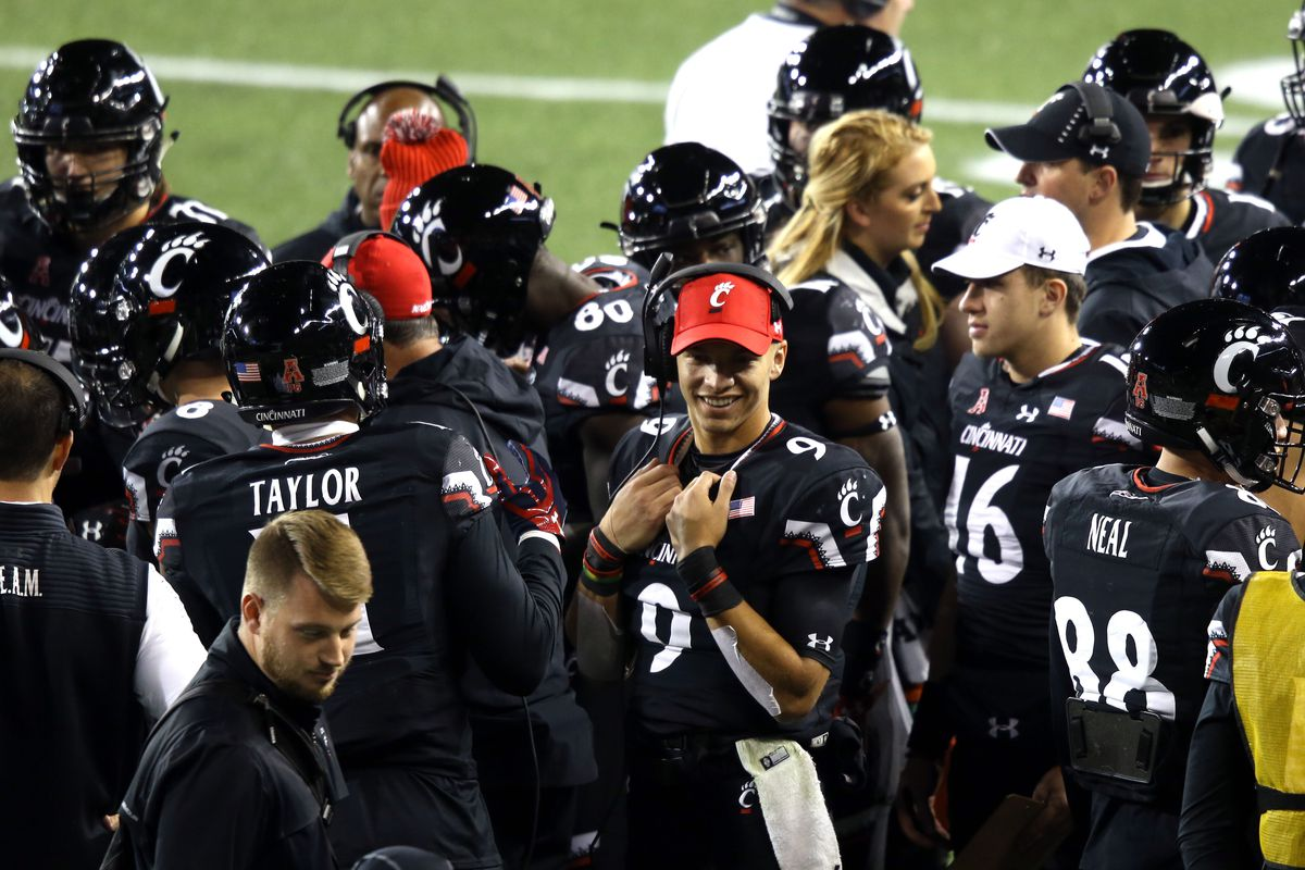 Reacting To The Cincinnati Bearcats Military Bowl Bid
