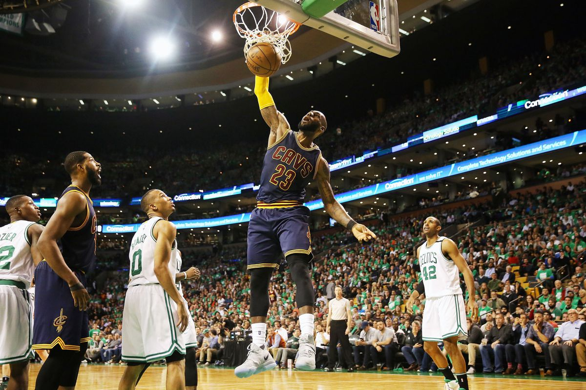 LeBron James (GettyImages)