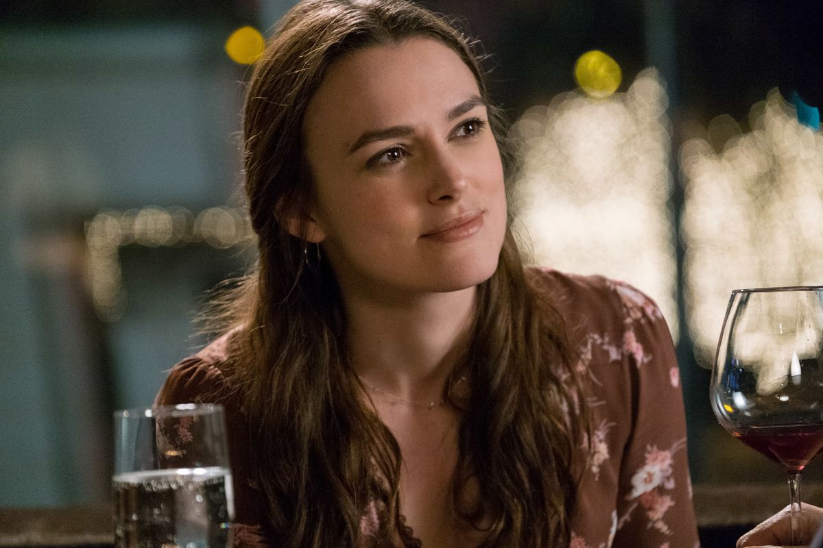 """Keira Knightley stars as Amy in """"Collateral Beauty."""""""