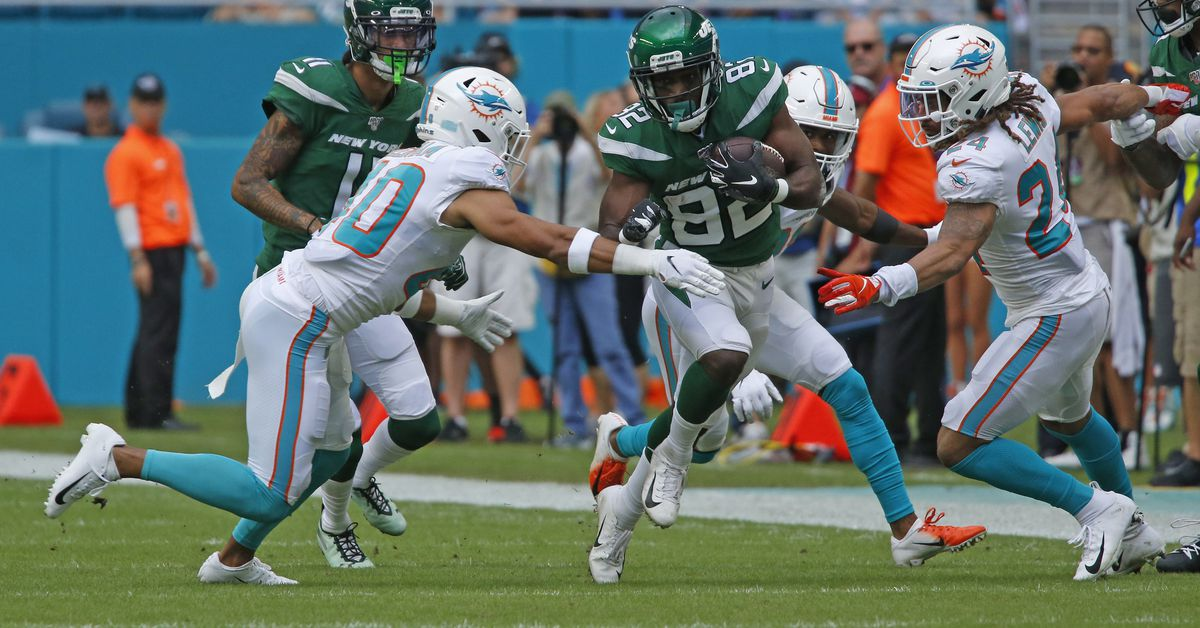 Jets vs Dolphins Game Thread
