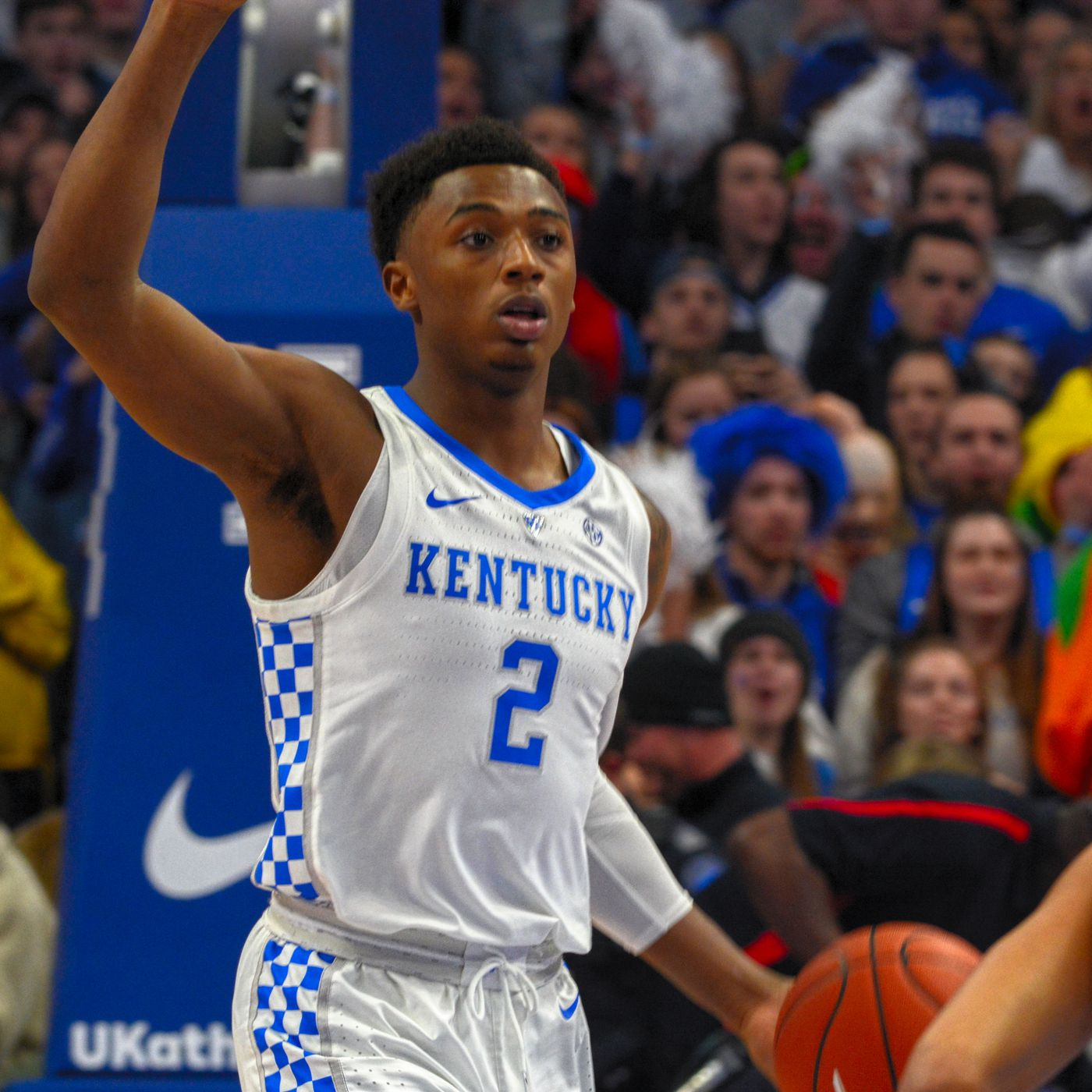 6190b1bbf4c Kentucky Basketball vs. Tennessee Volunteers: Game time, TV channel ...