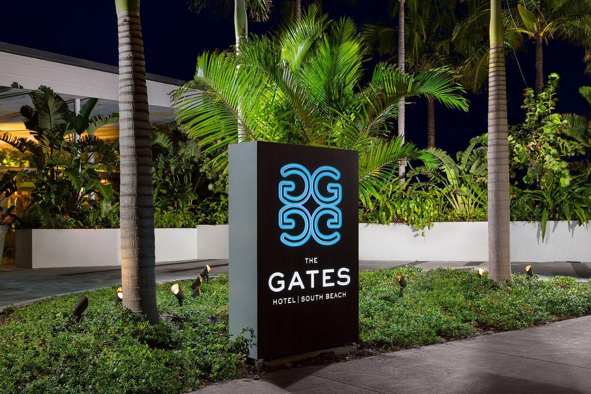 Miami Hotel Tour: The Gates South Beach - Curbed Miami