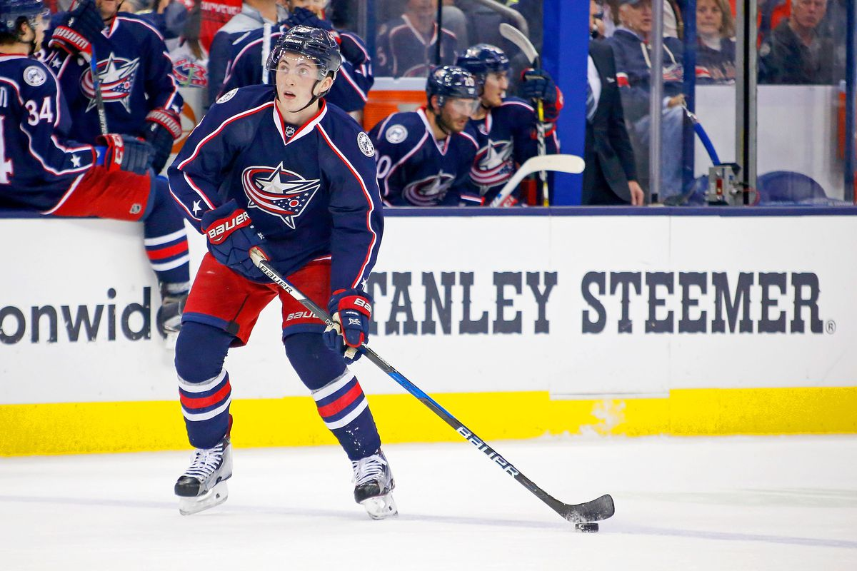 new arrival 803f1 d7f6c NHL's best players under age 25 for 2017: Zach Werenski ...