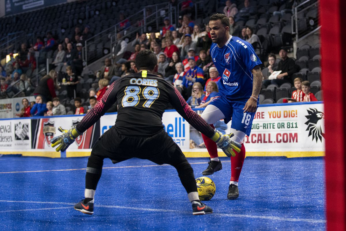 Orlando Seawolves Fall 14 6 To Kansas City Comets In Tom