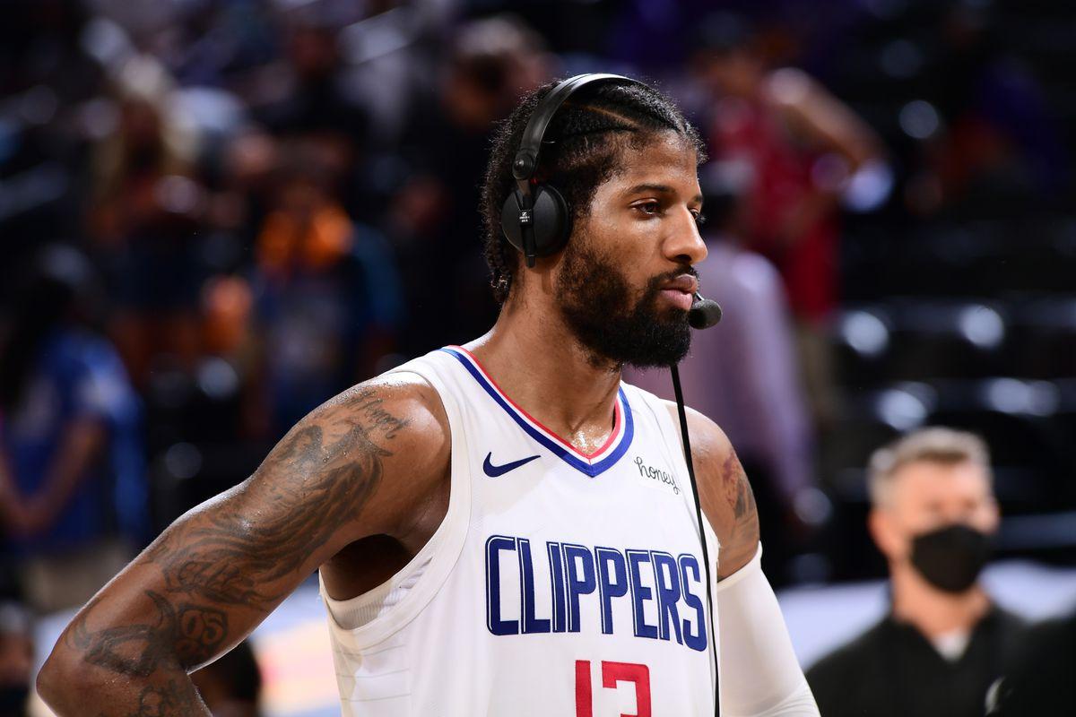 2021 NBA Playoffs - LA Clippers v Phoenix Suns