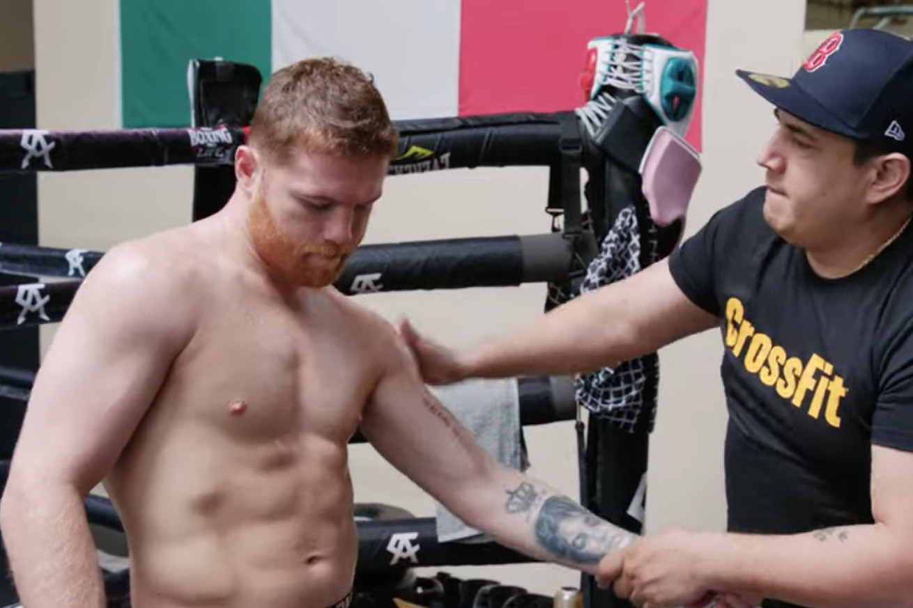 "Screen Shot 2019 04 30 at 9.15.16 PM  2 .0 - Watch the second episode of ""40 Days: Canelo vs Jacobs"""
