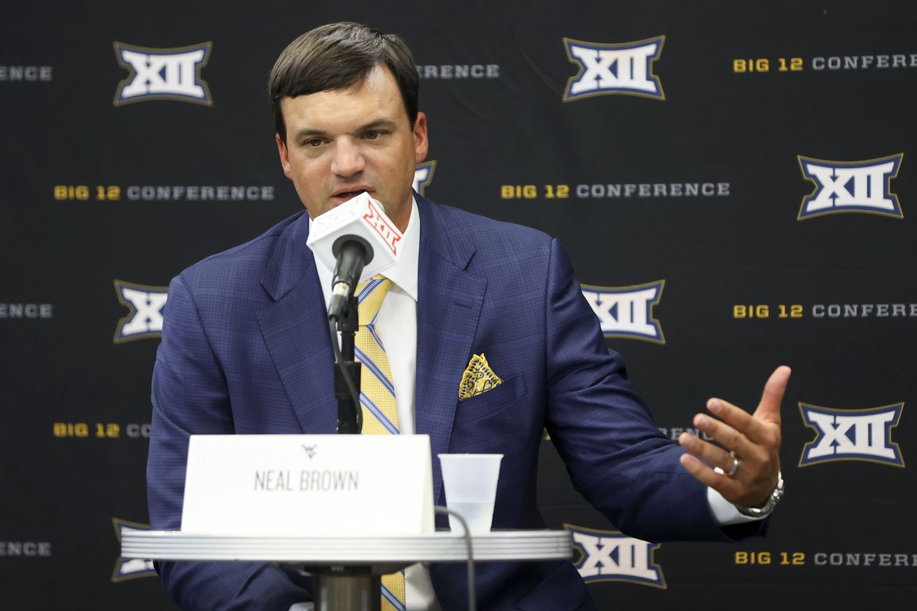 Neal Brown wants more explosive plays from West Virginia's offense