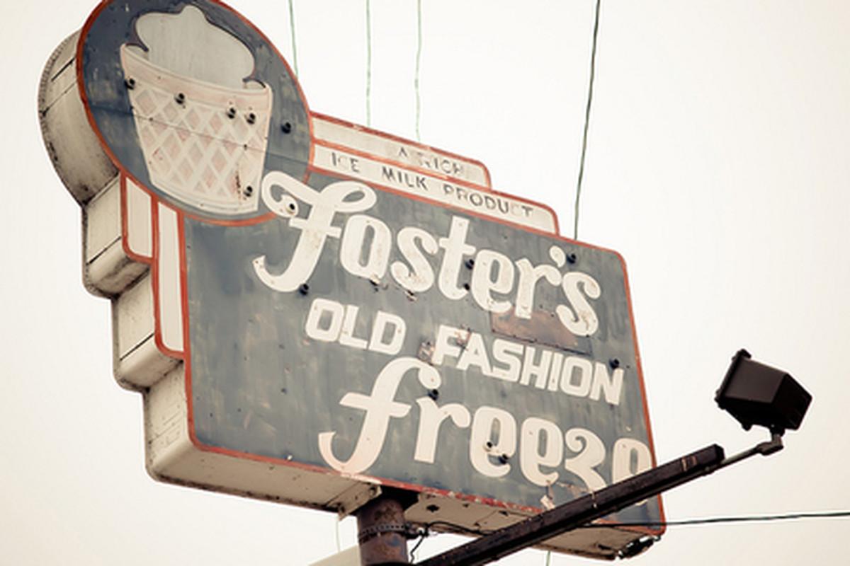 Foster's Freeze, East LA.