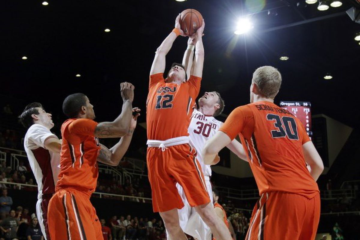 Oregon State snatched a rare road win in the Bay Area Thursday against Stanford; can the Beavers do it again across the bay against the Bears?