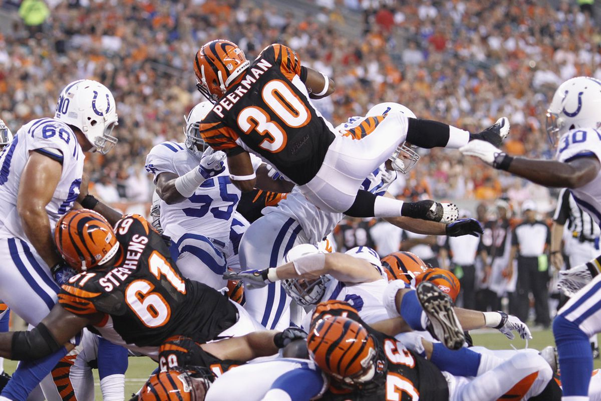 Bengals Expected To Appeal Cedric Peerman's