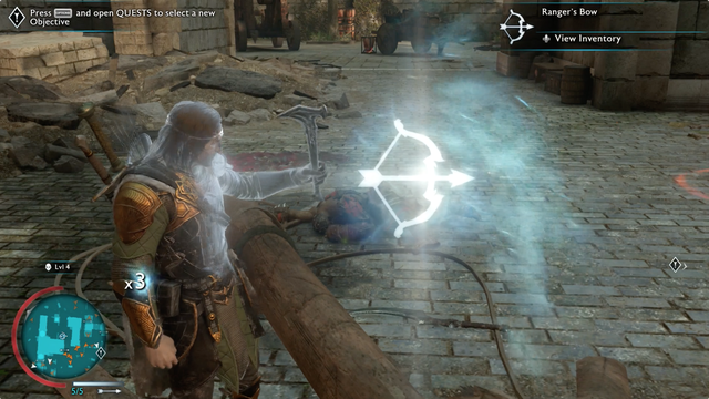 The first skills you should unlock in Shadow of War fix a
