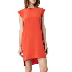 "<b>All Saints</b> Tonya Dress, <a href=""http://www.us.allsaints.com/women/dresses/allsaints-tonya-dress/?colour=3457&category=22"">$215</a>"