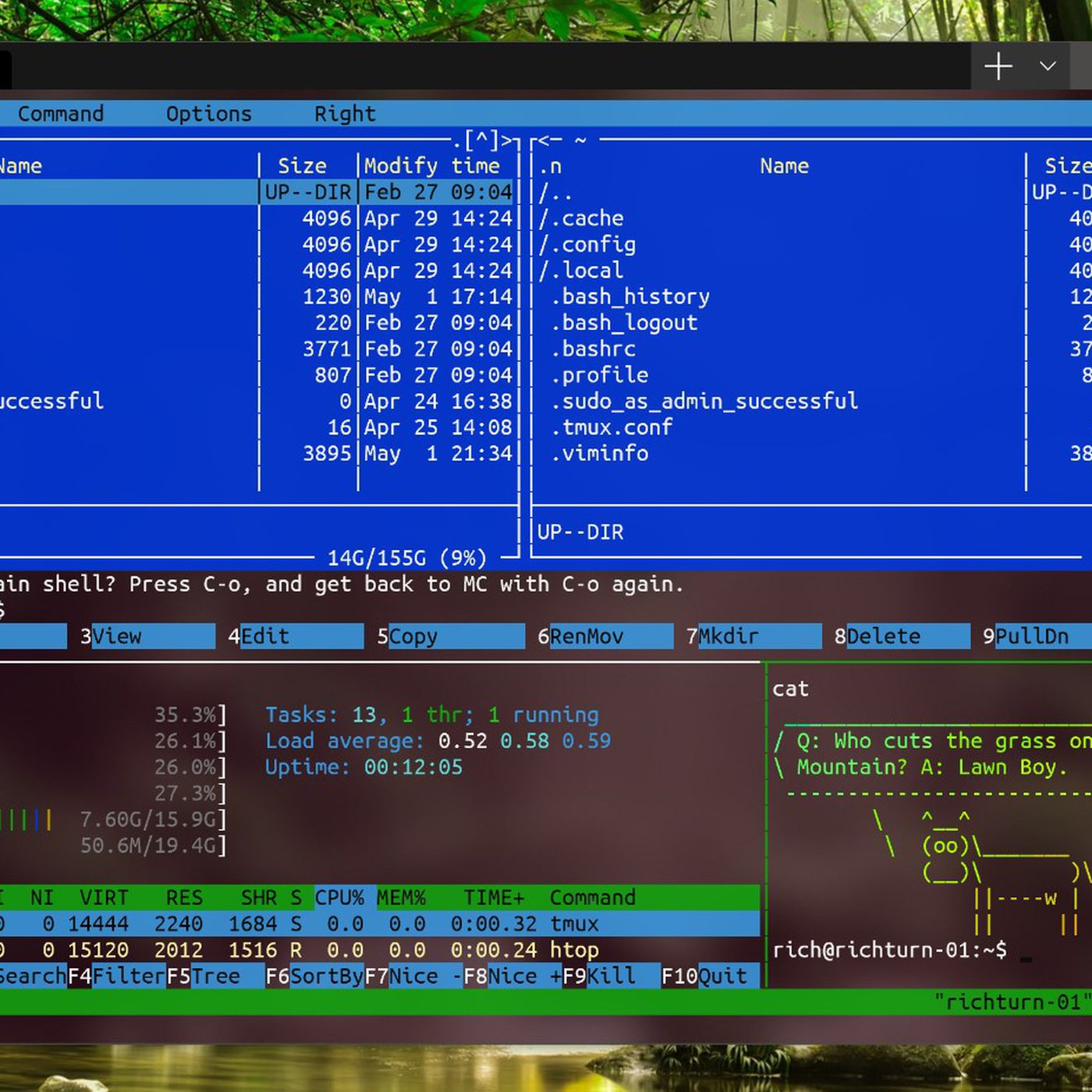 Microsoft Unveils Windows Terminal A New Command Line App For Windows The Verge