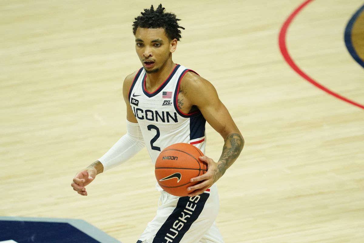 NCAA Basketball: Central CT State at Connecticut