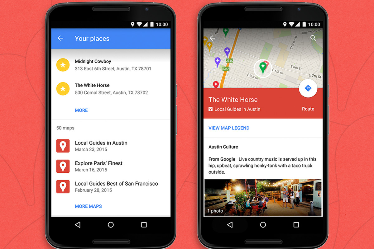 Google now lets you view custom maps in the main Android Maps app ...