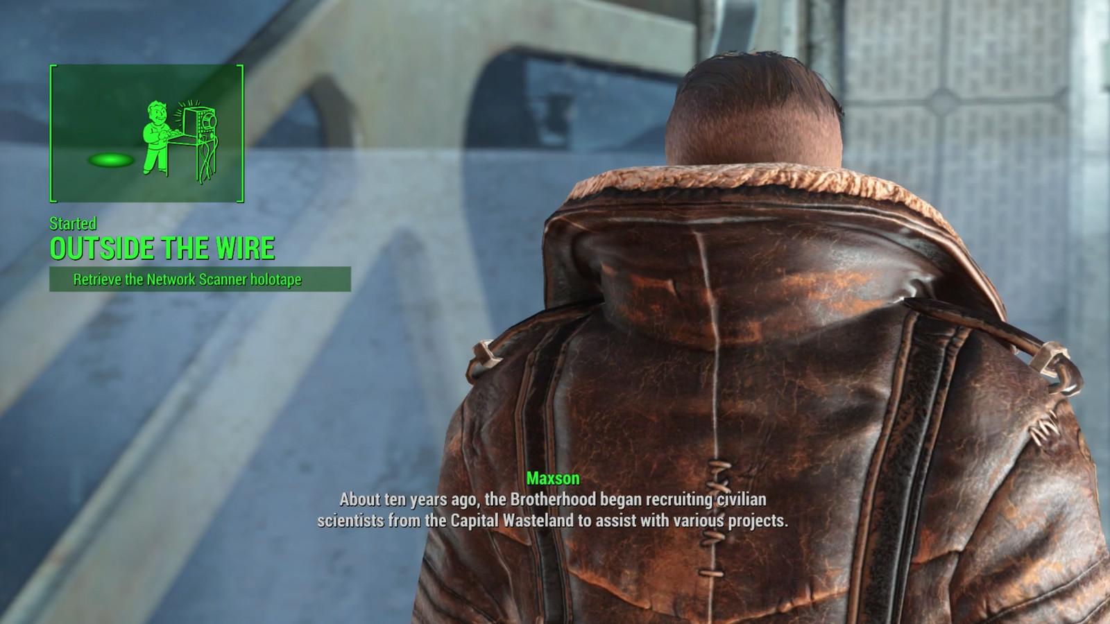 Fallout 4: Outside the Wire walkthrough - Polygon