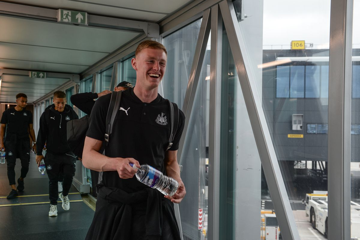 Newcastle United Depart For China Tour