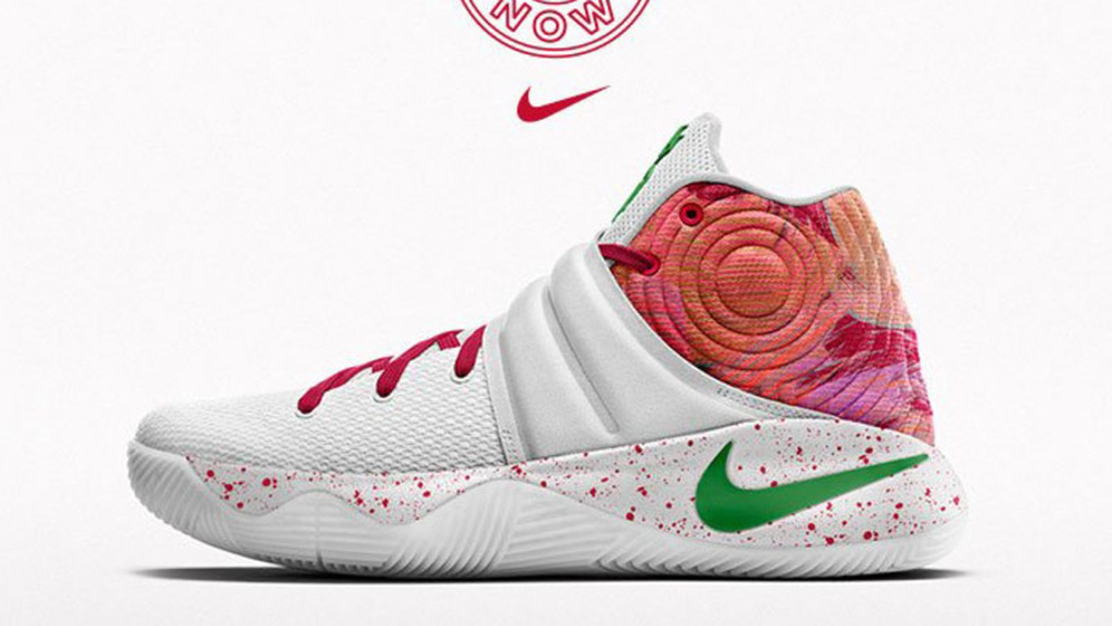 the latest fb645 d07ea Nike, Krispy Kreme teaming up for Kyrie 2 colorway - Fear The Sword
