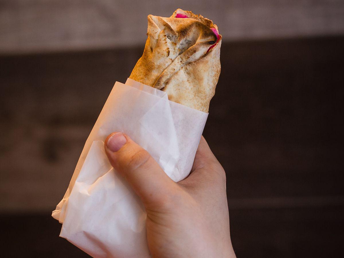 pita wrap