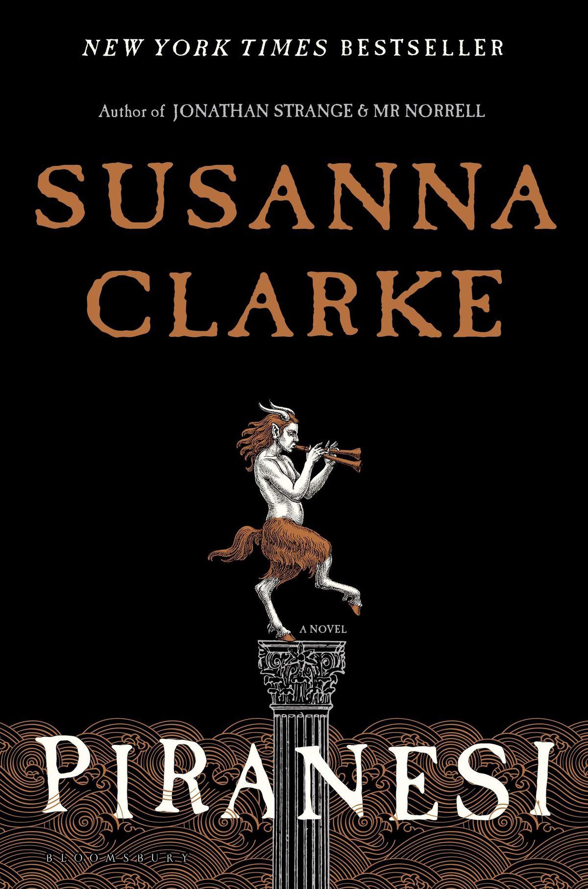 Piranesi by Susanna Clarke  cover