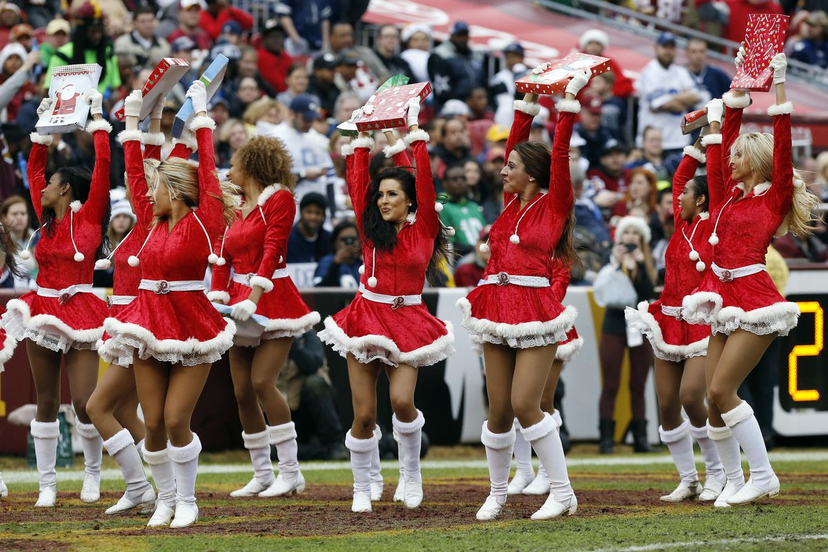 Nfl playoff picture road to metlife stadium after week 16 - Dallas cowboys merry christmas images ...