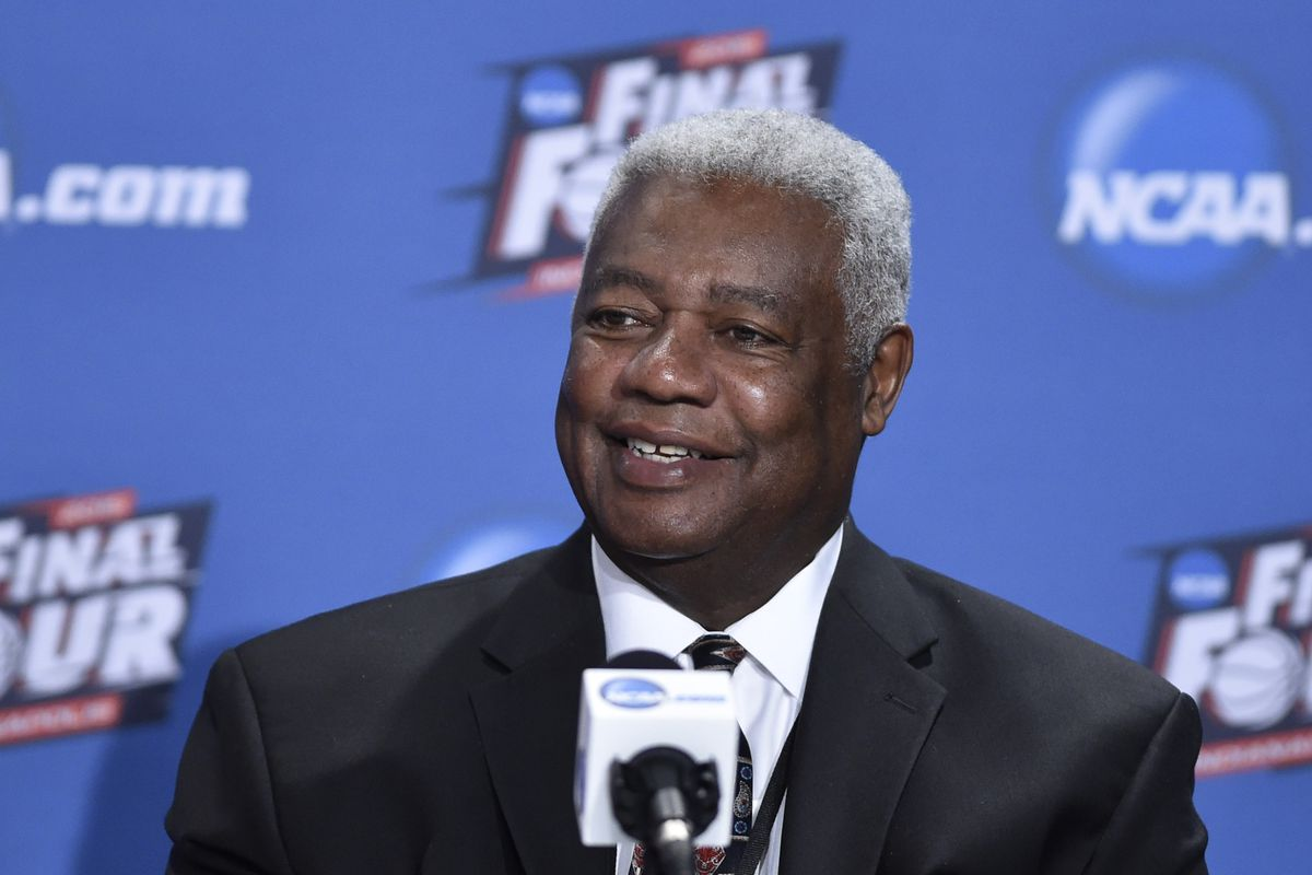 NCAA Basketball: Final Four-USBWA Oscar Robertson Player of the Year Press Conference