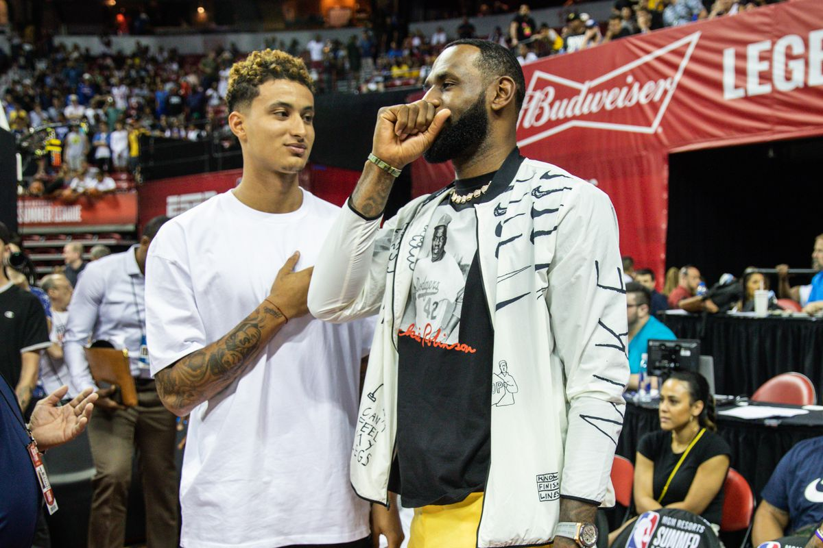 Kyle Kuzma say 'No  1 goal' for Lakers is to make playoffs