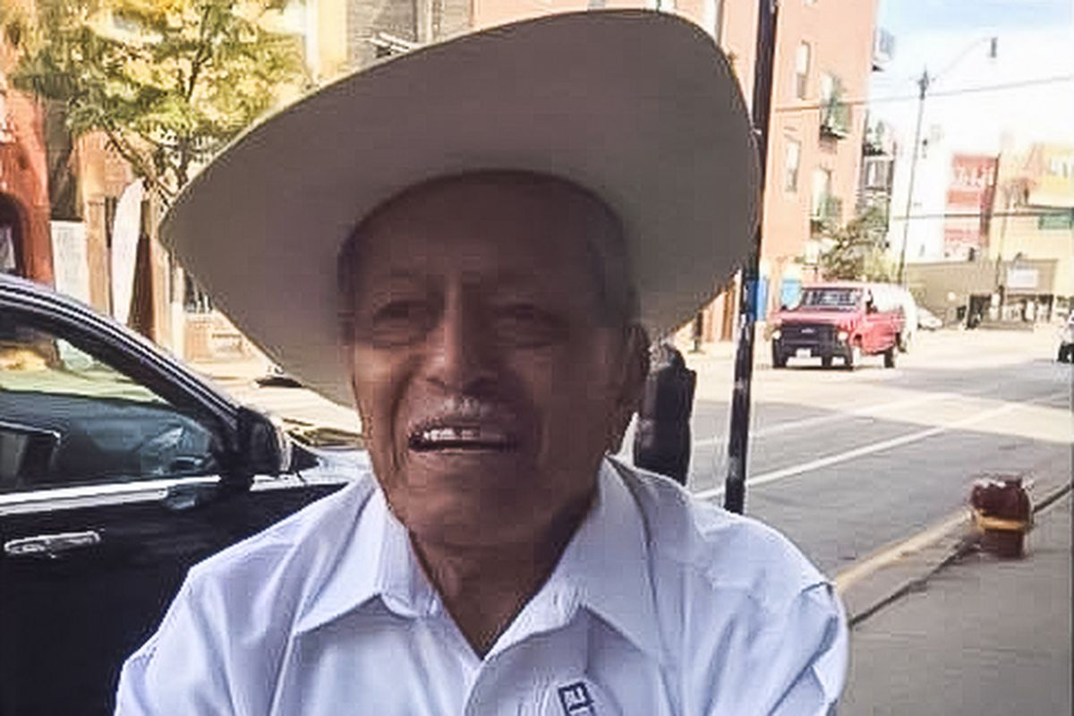 Taurino Brito was a constant in the lives of many churro customers as they grew from childhood to adulthood in Pilsen.