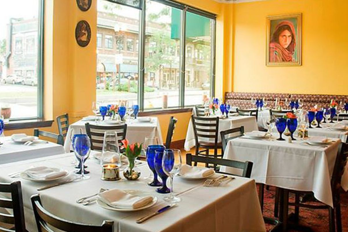 Ariana is almost ready for a triumphant return eater boston for Ariana afghan cuisine menu