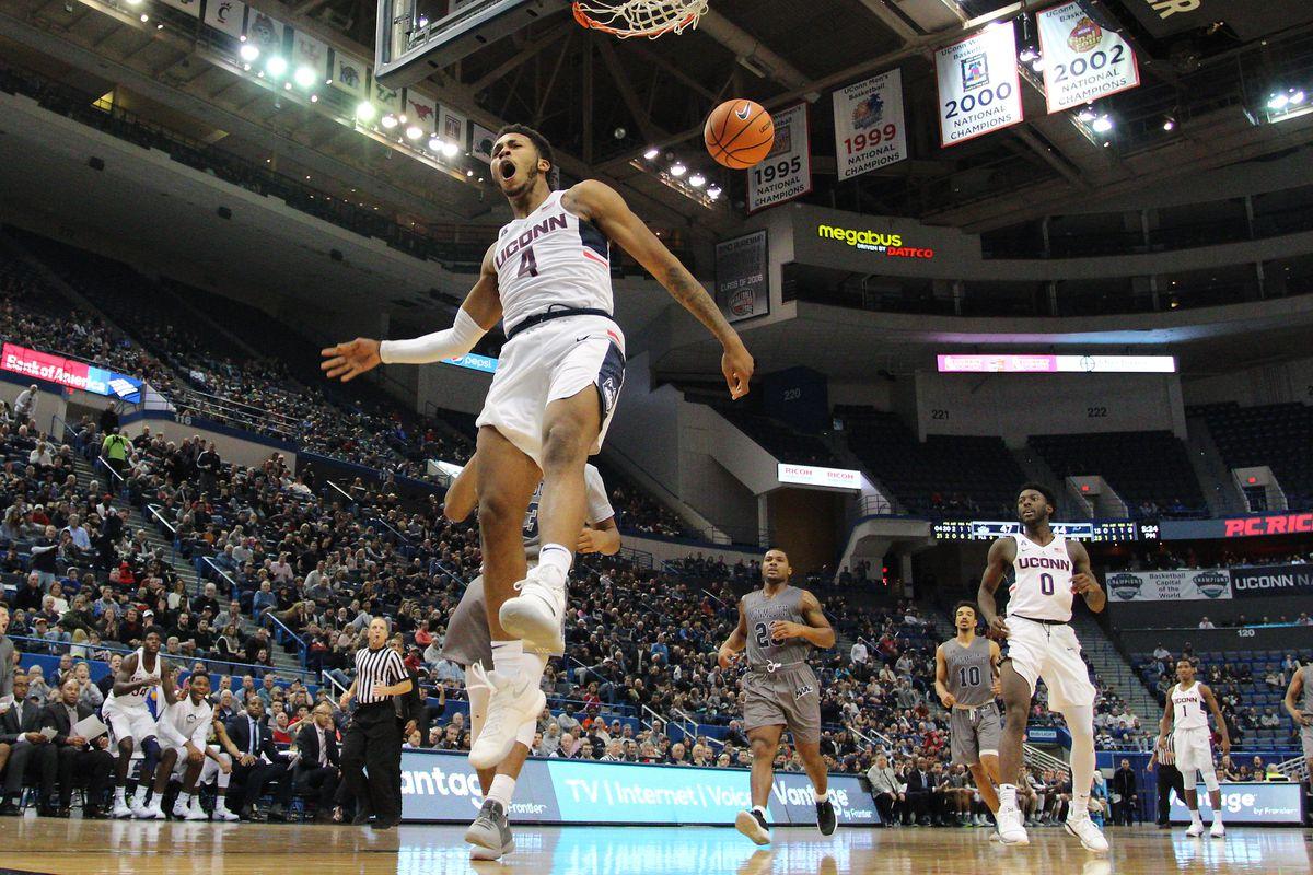 uconn men's basketball releases full 2018-2019 schedule - the uconn blog
