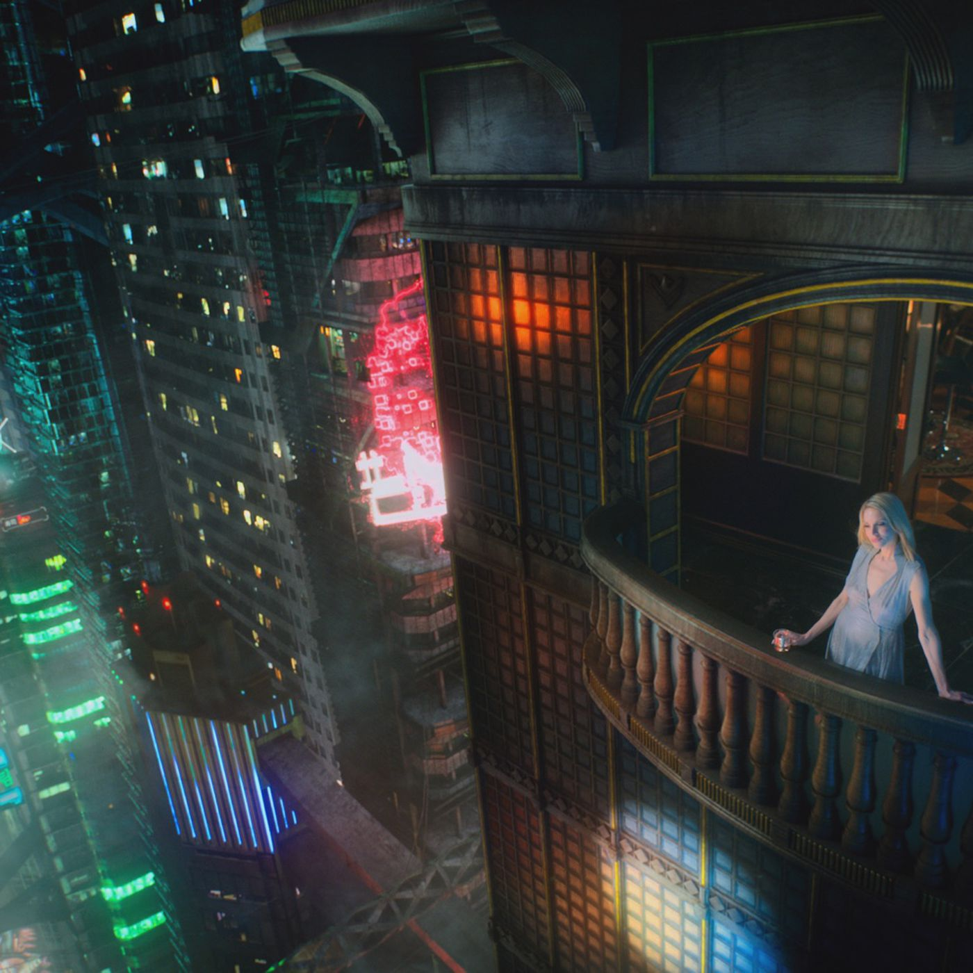 Altered Carbon S Blade Runner Rehash Misses The Point Of Cyberpunk