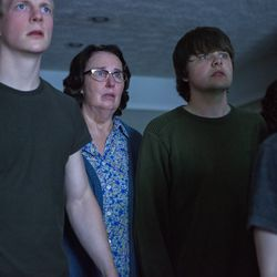 Phyllis Smith and cast in The OA: Part 2