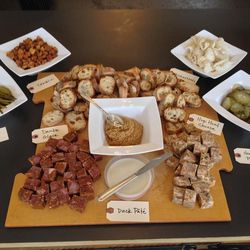 Take home Cleaver & Co.'s assortment of sausages and salumi.