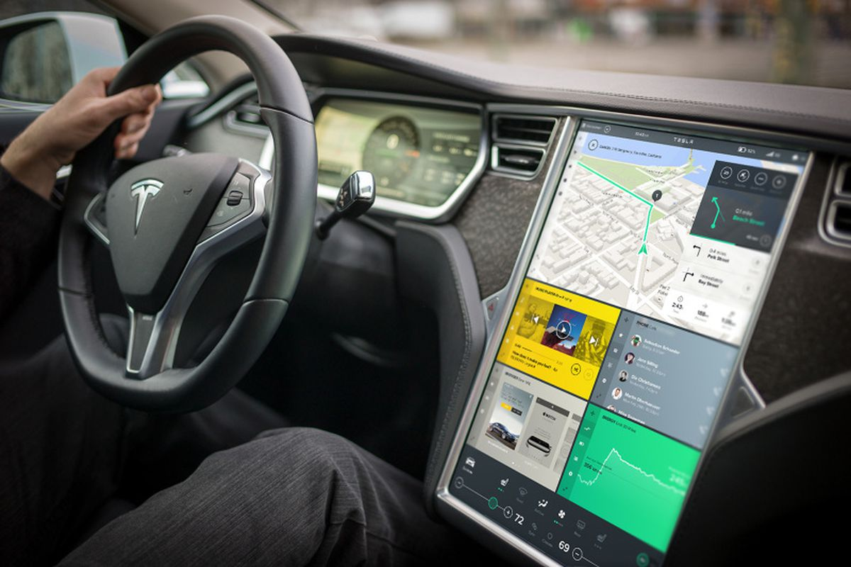 Tesla Update >> Tesla S Latest Autopilot Update Rolls Back Its Speed Cap On