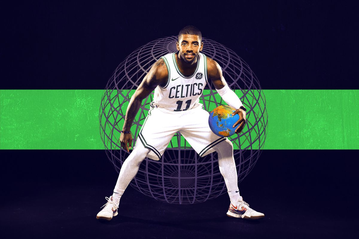 d5138ce1a The Problem With Kyrie Irving s Flat-Earth Beliefs - The Ringer